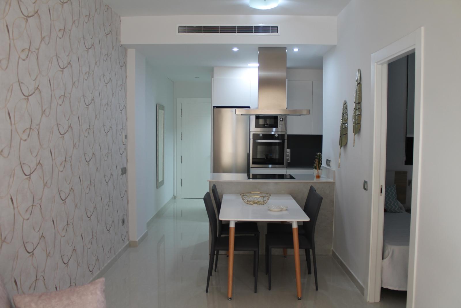 NC1882AM : Апартаменты рядом с пляжем в Торревьеха