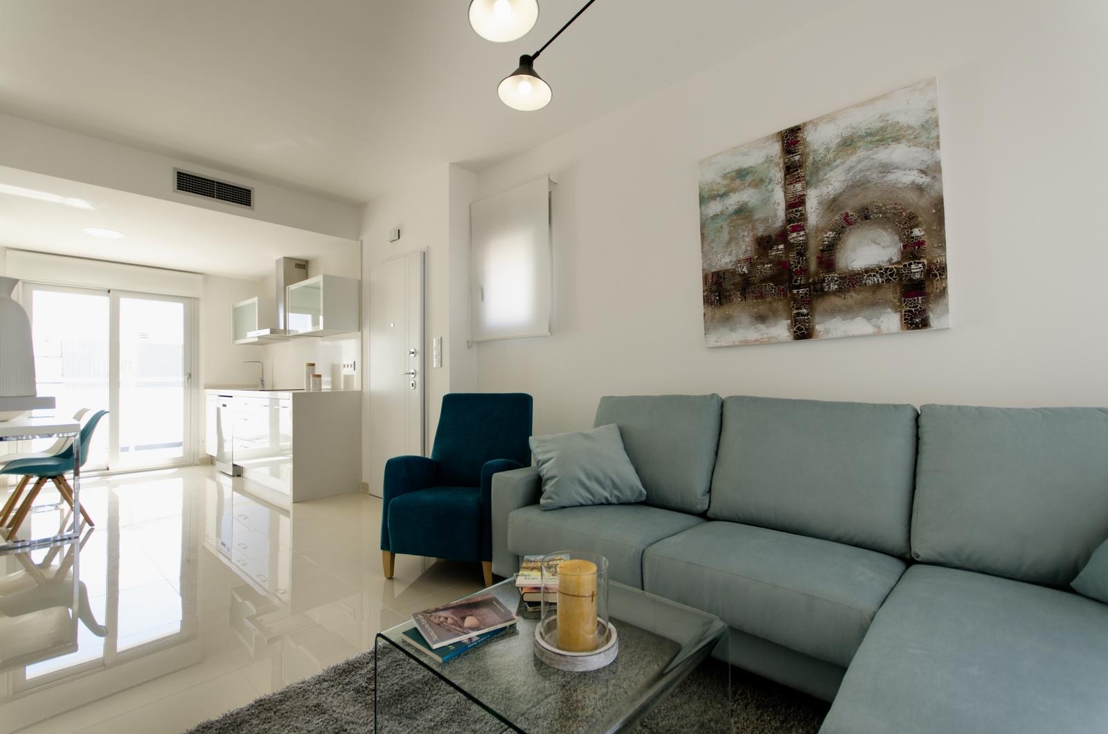 NC1586AM-DD : Апартаменты в Торревьеха