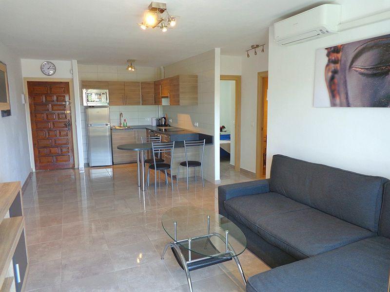 GT-0286-TK-D : Апартаменты рядом с пляжем в Ориуэла Коста