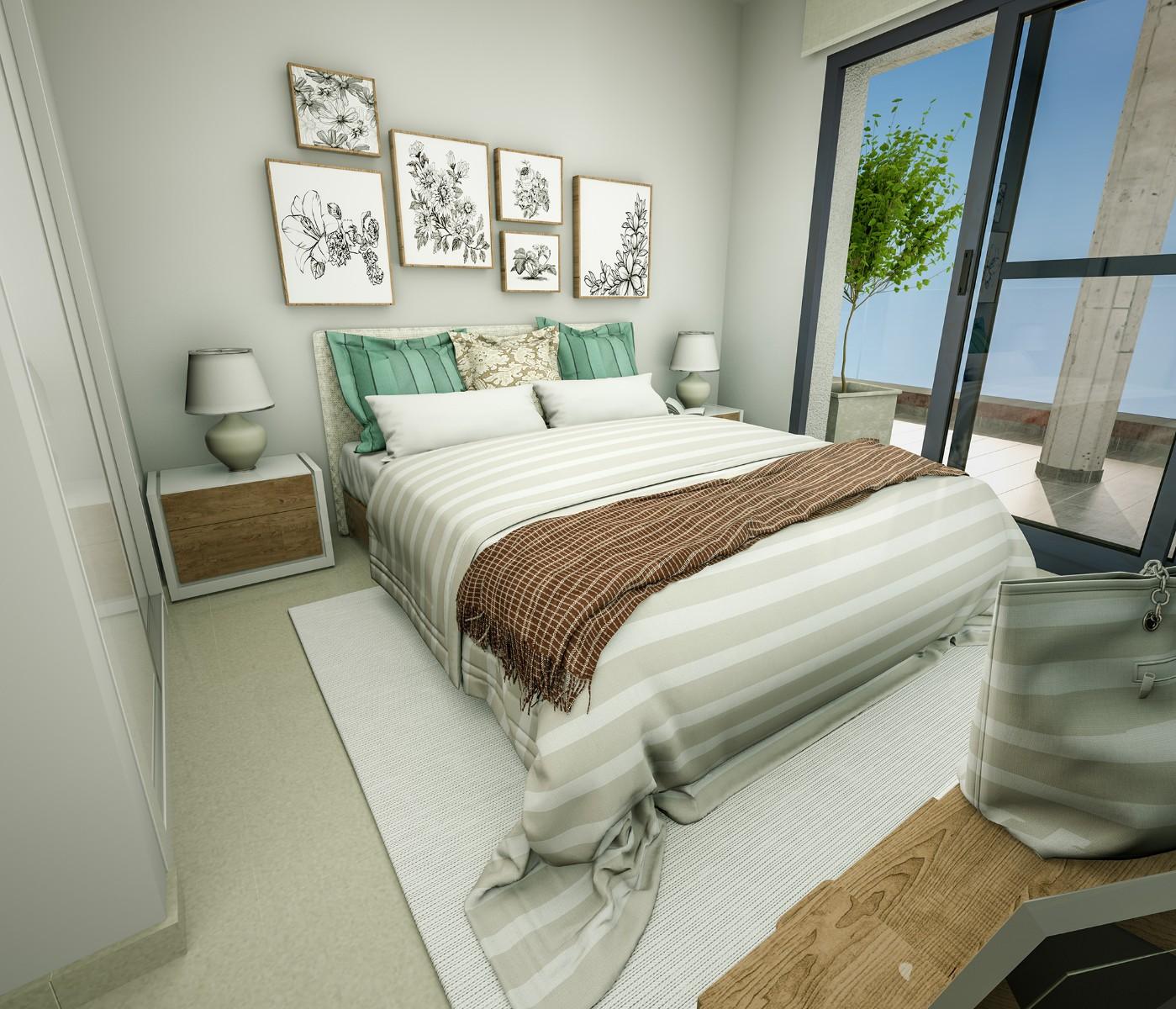 NC1167AM : Апартаменты рядом с пляжем в Торревьеха