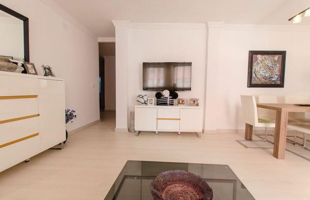 GT-0115-TK : Апартаменты рядом с пляжем в Кальпе