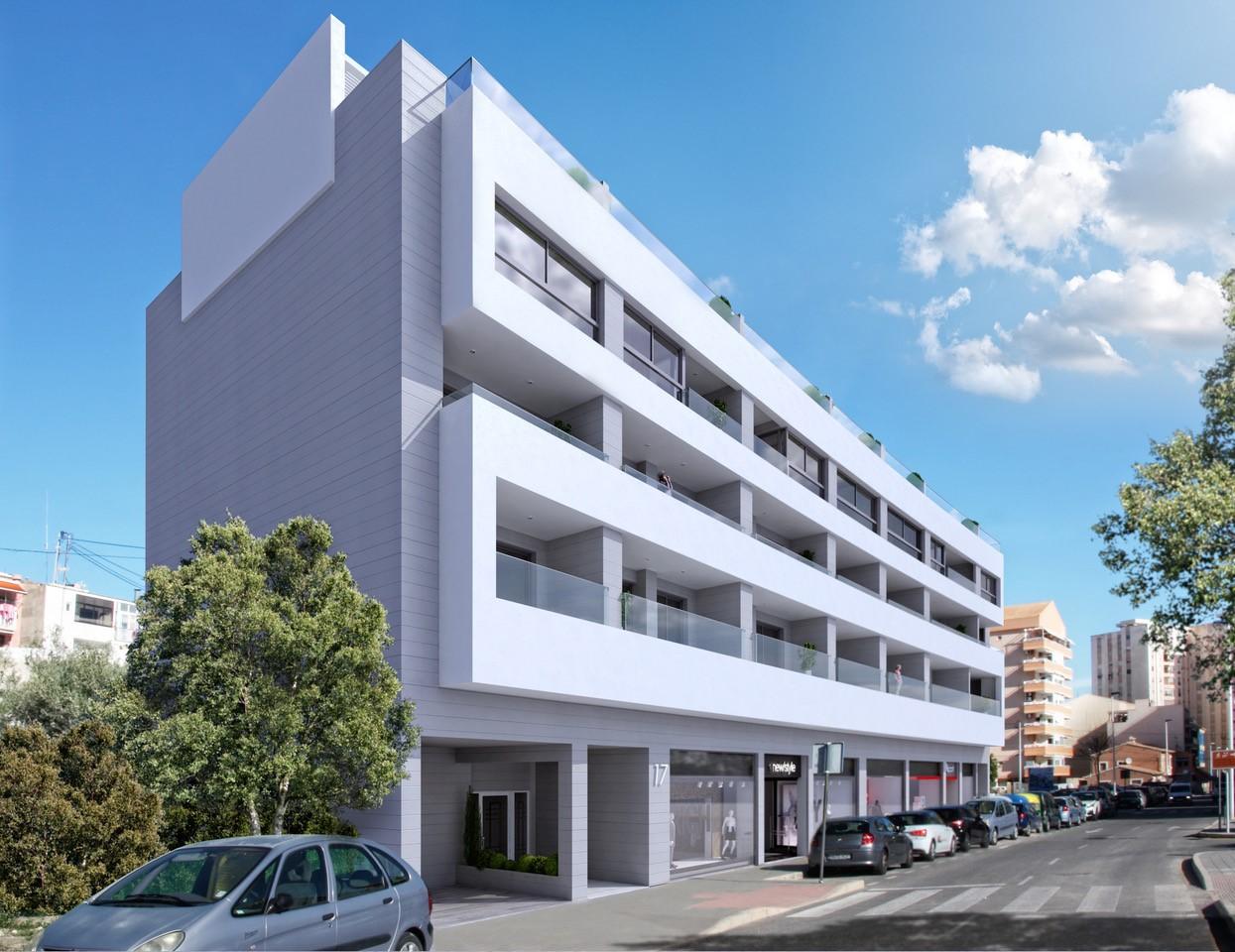 NC0006CA : Апартаменты рядом с пляжем в Вильяхойоса